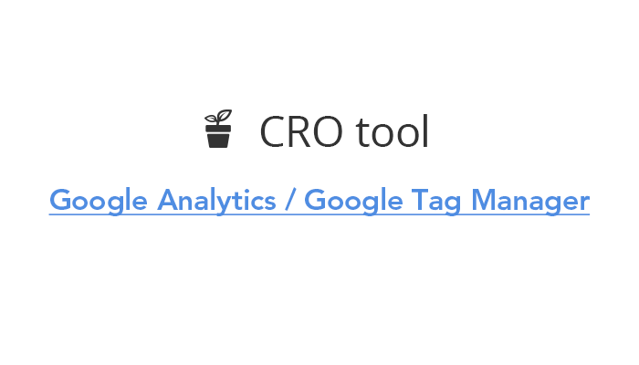 Google Analytics_Google Tag Manager