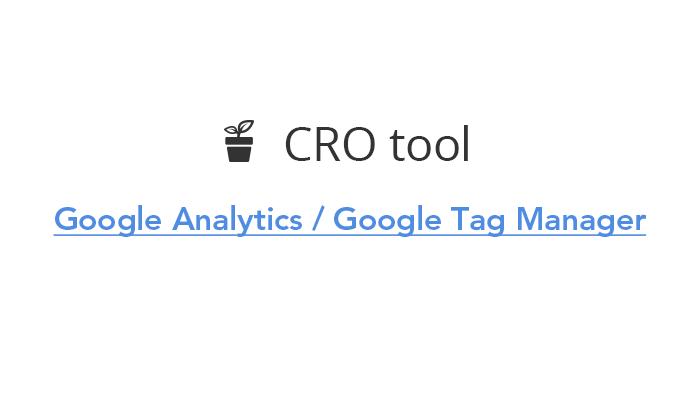 Google Analytics_Google Tag Manager
