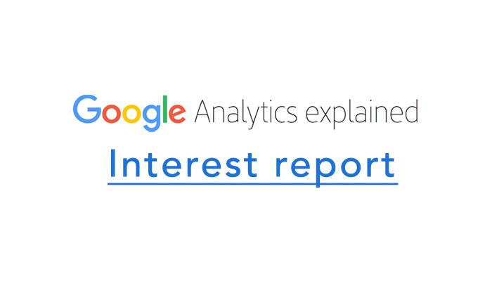 interest report