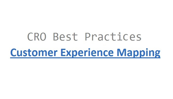Customer Experience Mapping