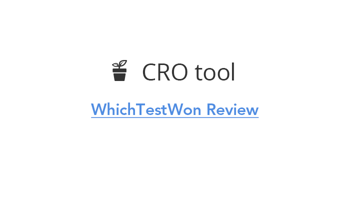 WhichTestWon Review