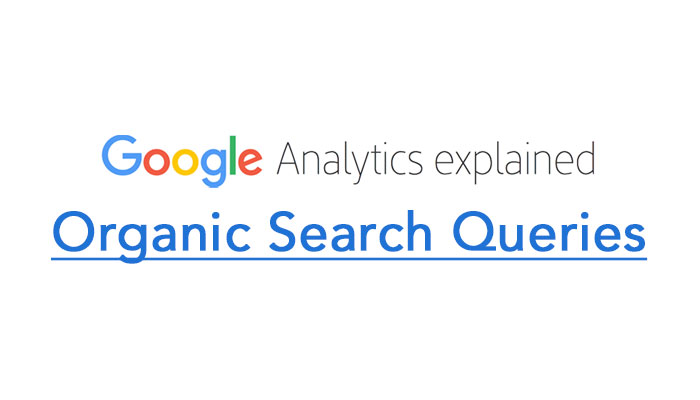 Organic Search Queries