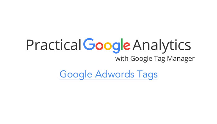 Google Adwords Tags