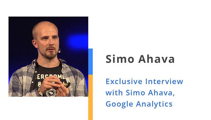 Exclusive Interview with Simo Ahava, Google Analytics Expert