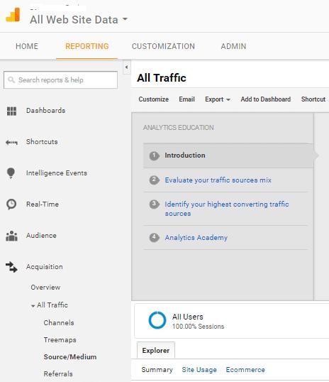 Understanding Direct Traffic in Google Analytics - Tony's blog