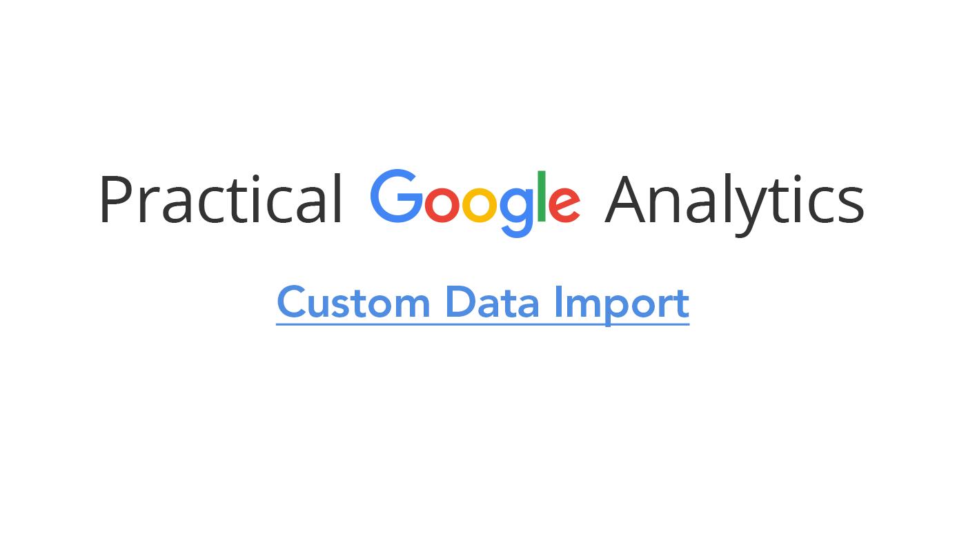 Custom Data Import