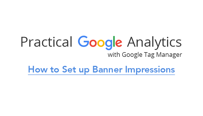 How to Set up Banner Impressions