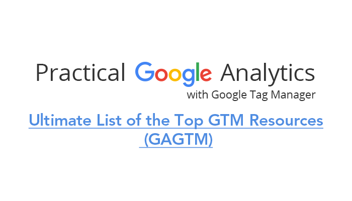Ultimate List of the Top GTM Resources (GAGTM)