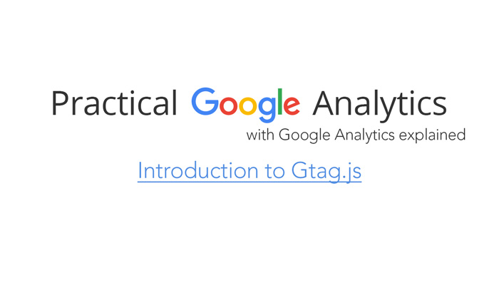 Introduction to Gtag.js